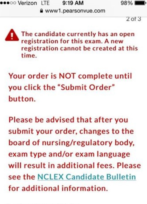 Pearson Vue trick: NCLEX-RN – Surviving Student Nursing